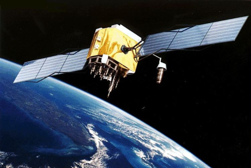 GPS Block II-F satellite